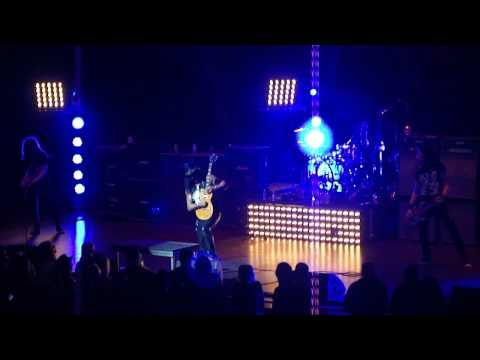 Slash - Solo w/ Godfather theme - Live Calgary Alberta @ Jubilee Auditorium July 17th 2012
