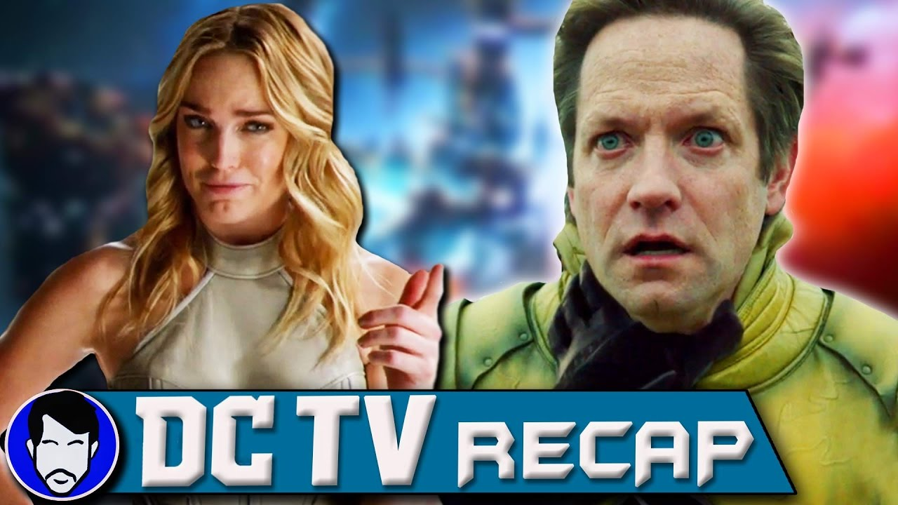 The flash season 2 recap and review the reverse flash returns - Reverse Flash Defeated Legends Of Tomorrow Season 2 Episode 17 Review Dctv Recap