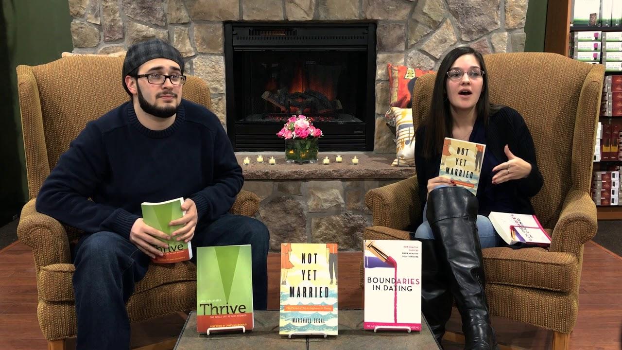 Boundaries in dating book reviews