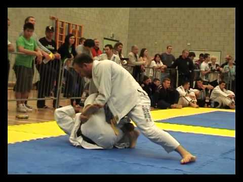 Noel (Tubarao) Bartley vs Sam Rice Edwards Brighton Open BJJ 2011, Adult, Feather Weight, Finals