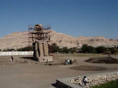 New Discovery at The Colossus of Memnon