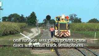 Sugar Cane Railway/QR Crossings - Bemerside