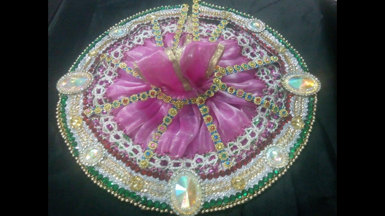 Popular Shri Krishna Thakur ji ki Poshak Images for free download
