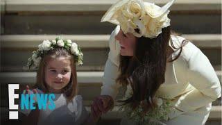 Kate Middleton & Prince William's Nickname for Princess Charlotte   E! News