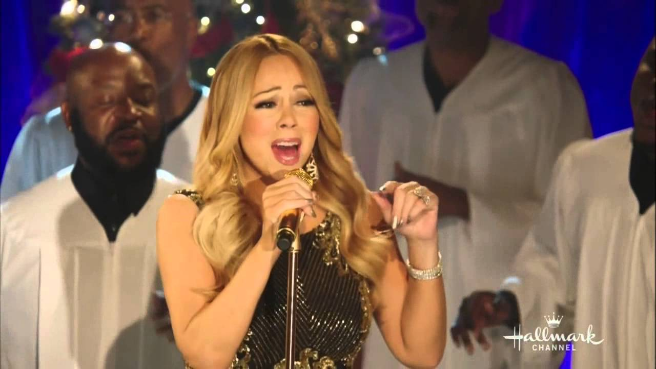 Mariah Carey - Joy To The World (Live at Mariah Carey's Merriest ...