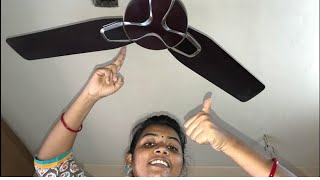 Ceiling fan Cleaning Tool   டேபிள் ஏணி, இல்லமால் Ceiling Fan சுத்தம் செய்யும் Tool