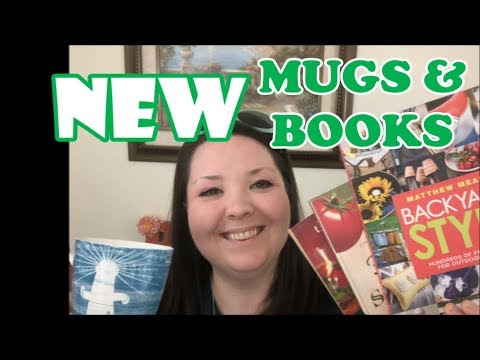 Dollar Tree Haul  | NEW Pfaltzgraff Mugs & Books