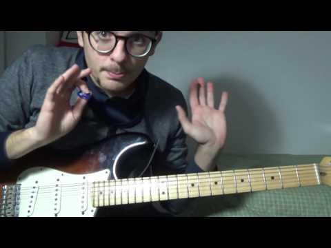 Reptilia - The Strokes (Guitar Lesson + Tabs).