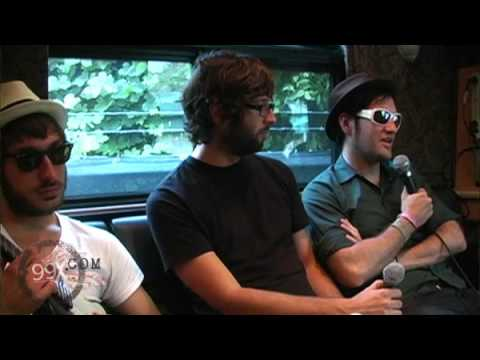 99X - The Bravery Interview with Kinard