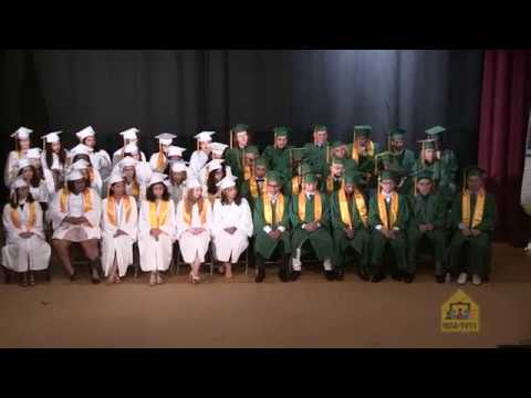University Park Campus School - Graduation 2017