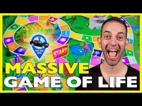 ⬆️Massive Game of LIFE Slot Machine BONUS?🎲YES PLEASE @🎇G2E🎇Las Vegas (Day 2) ✦ BCSlots