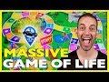 ⬆️Massive Game of LIFE Slot Machine BONUS?🎲YES PLEASE @🎇G2E🎇Las Vegas (Day 2) ✦ BCSlots
