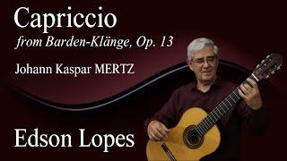 Capriccio, Op. 13, No. 3 (Johann K. Mertz)