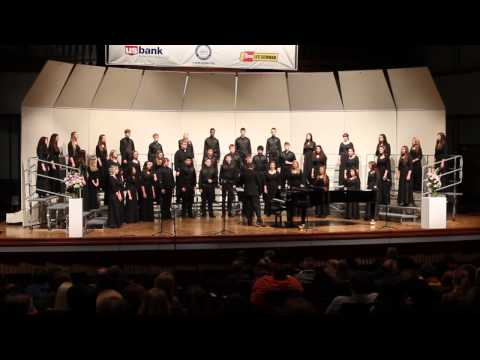 2014 North Bend High School Oregon State Choir Competition
