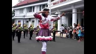 purwanada - kelompok drumband SD Purwantoro 1 Malang - Jawa Timur
