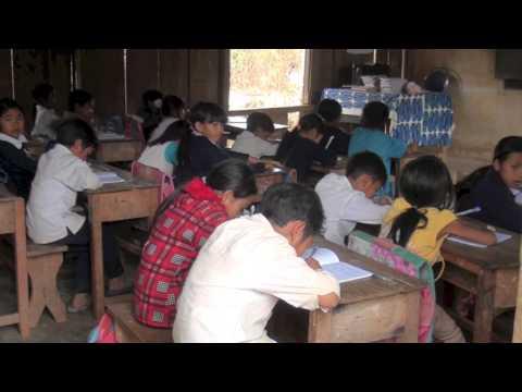 K'Ho Schule in Vietnam