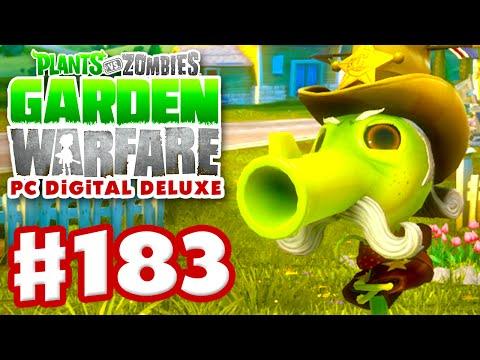Plants vs. Zombies: Garden Warfare - Gameplay Walkthrough Part 183 - Law Pea Pro (PC)