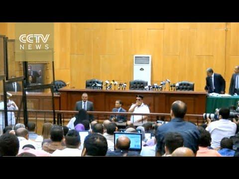 Former Egyptian President Morsi sentenced to 40 years in prison