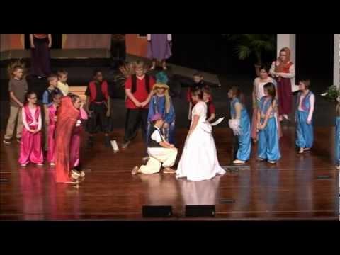 Poplar Road Elementary Presents: Disneys Aladdin Jr
