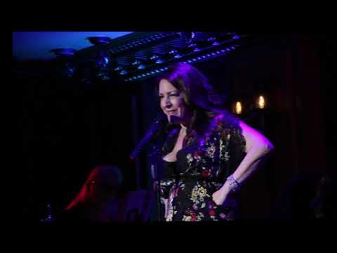 Joely Fisher  At 54 Below 11-16-18