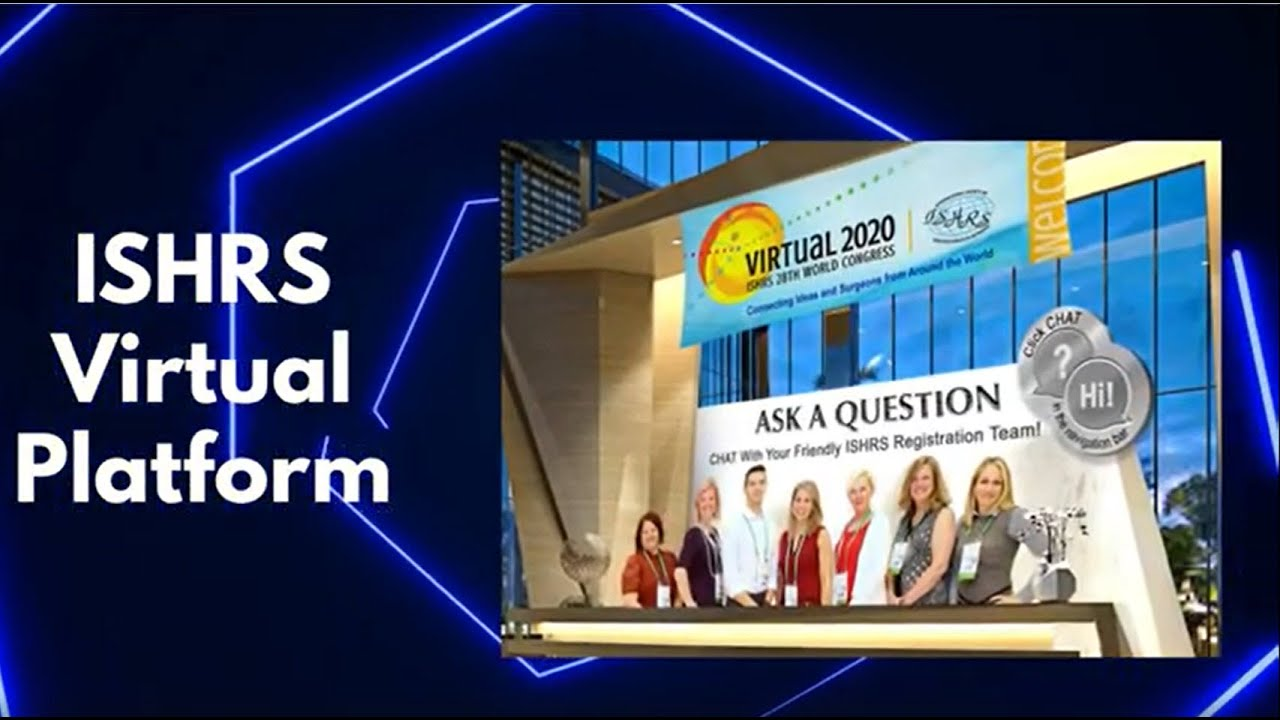 Welcome to the virtual conference center for the 28th Annual World Congress of the ISHRS!