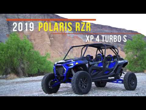 UTV Sports Magazine 2019 Polaris RZR XP 4 Turbo S Showcase Video