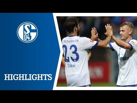 Schalke siegt in Gütersloh