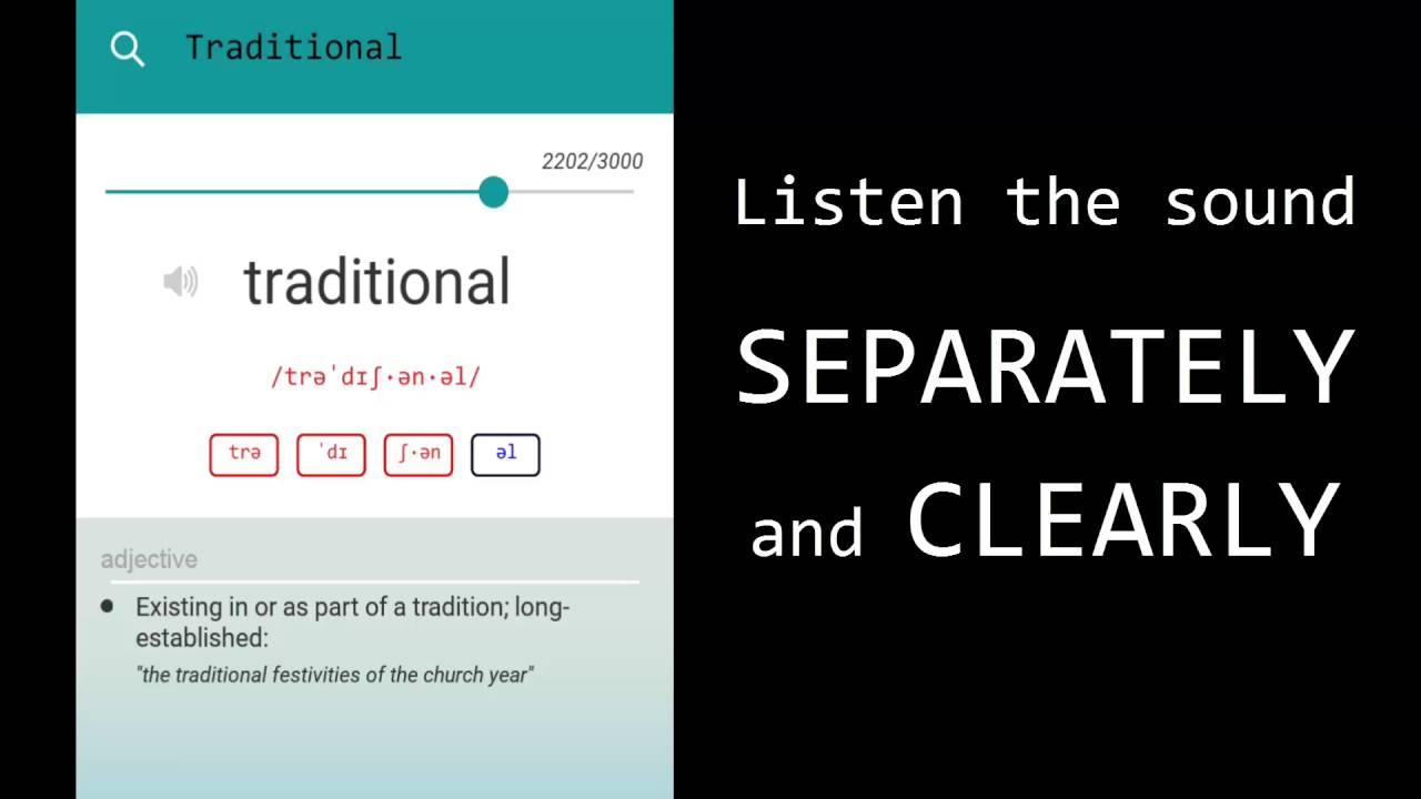 Phần mềm học phát âm tiếng anh trên ios & android