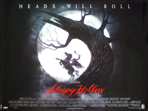 sleepy hollow 1999 movie review youtube