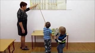 """Обучение малышей по системе """"Кубики Зайцева"""" в ГБОУ Гимназия 1538"""