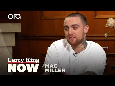 Mac Miller Dropped 170K On What!? | Larry King Now | Ora.TV