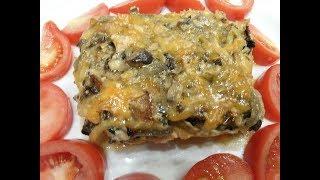 Мясо По Французски из Куриного филе.Очень вкусно,сочно.chicken fillet.Chicken filet in French.