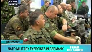 NATO military exercises held in Germany