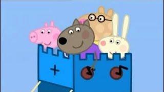 Свинка Пеппа - Мультик на русском все серии подряд для детей - Мультики для детей  # 13
