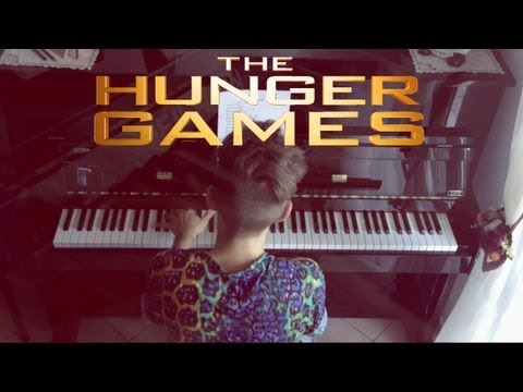 """""""Atlas"""" - Coldplay (The Hunger Games: Catching Fire) (HD Piano Cover with SHEET MUSIC)"""