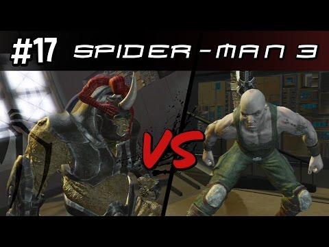 🕷 Spider-man 3 - Episode #17 - RHINO VS SCORPION - Let's Play Commenté FR