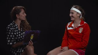 Up, Close and Personal with Belinda Bencic