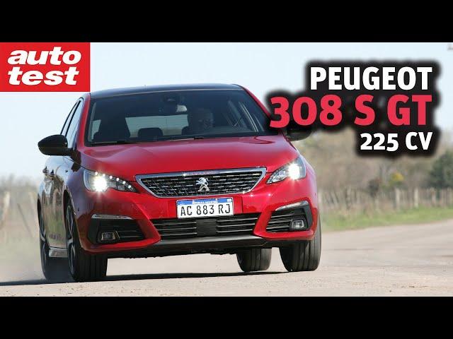 Prueba: Peugeot 308 S GT
