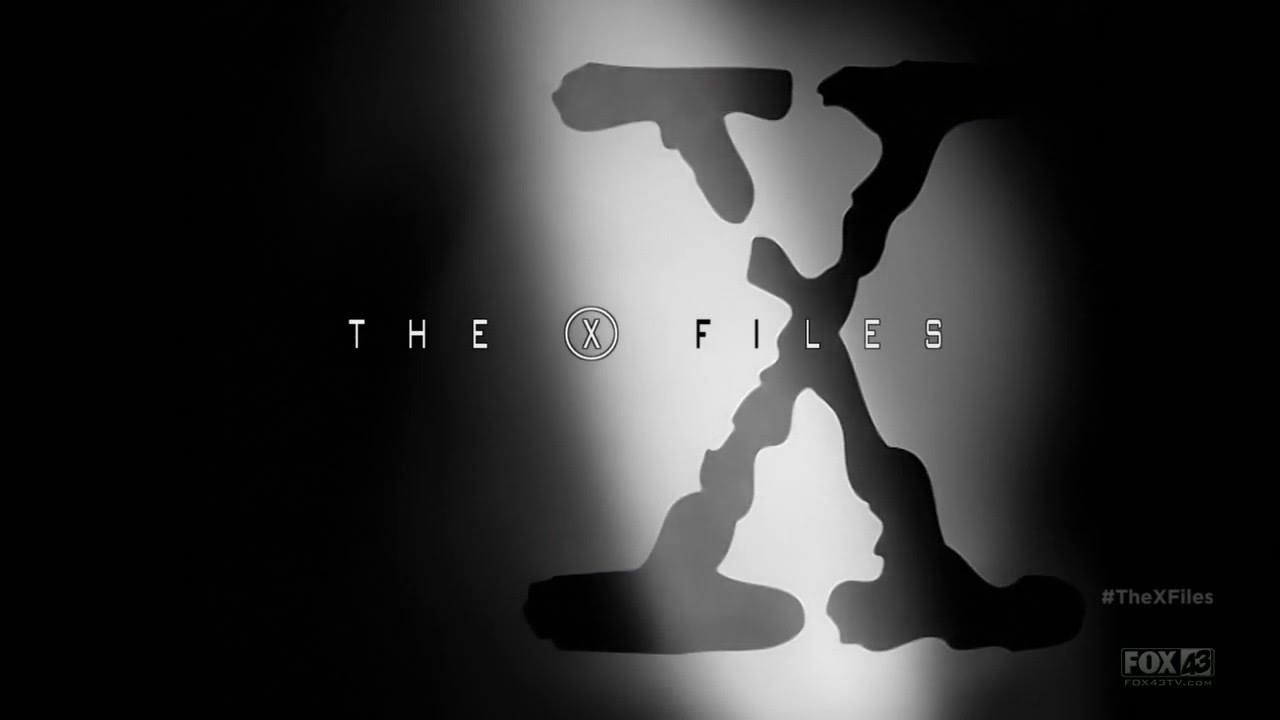 The X-Files Intro (2016) | Sci-Fi Drama TV Series About 2 FBI Agents Investigating Paranormal Cases