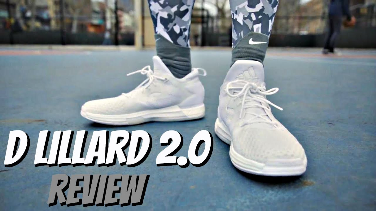 new concept bffb6 ef69b Adidas D Lillard 2.0 Primeknit Limited Performance Review!
