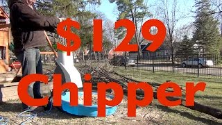 Ultimate Wood Chipper Review and Stress Test