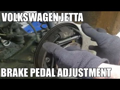 How to Fix Volkswagen Brake Pedal to the Floor