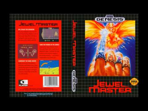 [SEGA Genesis Music] Jewel Master - Full Original Soundtrack OST