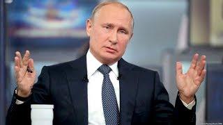 Немец. сми: Что было бы без Путина???