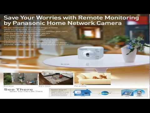 Panasonic BL-C210A Network Camera: Videoture