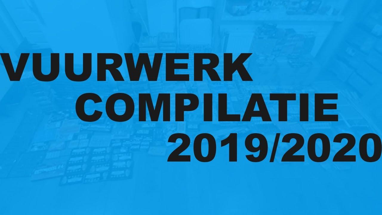 vuurwerk compilatie Oud En nieuw 2019 / 2020 ✴️ | MEGA VEEL VUURWERK ✴️ | PyroKalfje