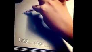 Gõ bo bằng bút