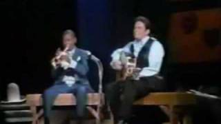 Louis Armstrong; Johnny Cash - Blue Yodel No. 9