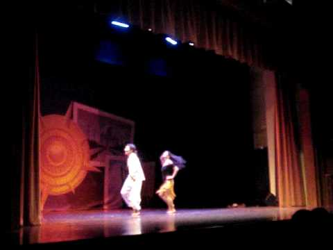 Traditional and Modern Andean Dance Fusion