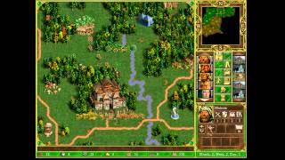 Heroes of Might and Magic 3 - New Beginning: Driving for the Boots